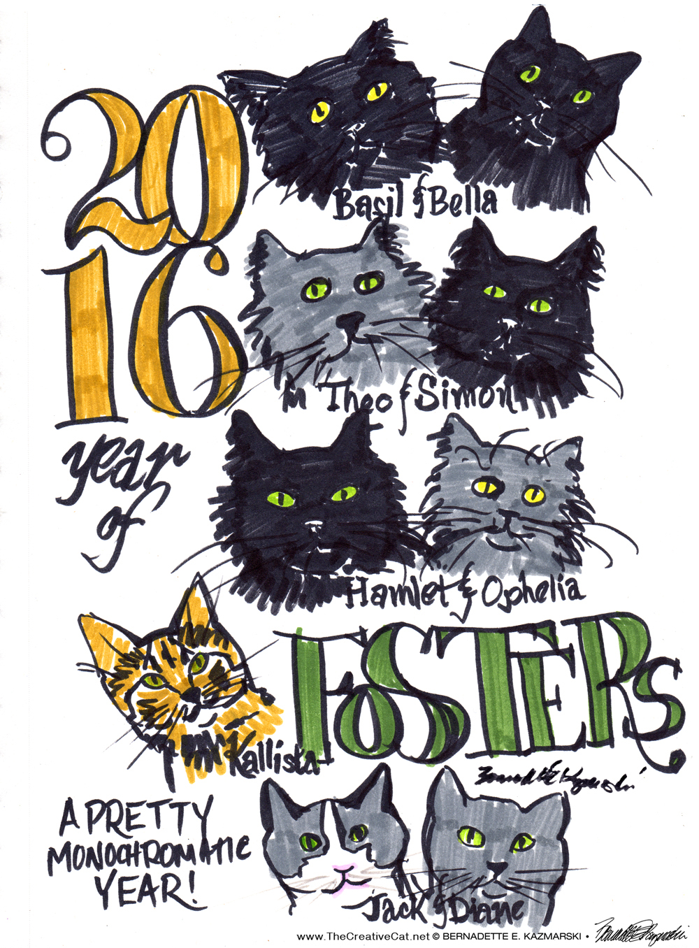 2016 Year of Fosters