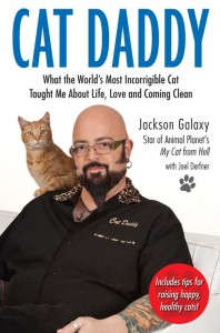 cat daddy by jackson galaxy