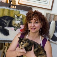 Me and Cookie! Copyright © Pittsburgh Post-Gazette, 2012, all rights reserved. Reprinted with permission.
