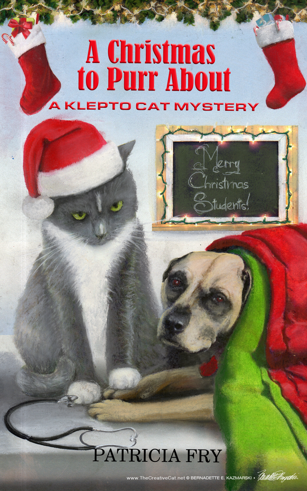 """""""A Christmas to Purr About"""" Klepto Cat Mysteries No. 22""""A Christmas to Purr About"""" Klepto Cat Mysteries No. 22"""