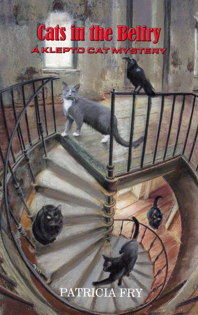 """Cats in the Belfry"" cover."