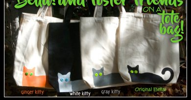 Marketplace: Bella and Her Foster Friends Tote Bags!