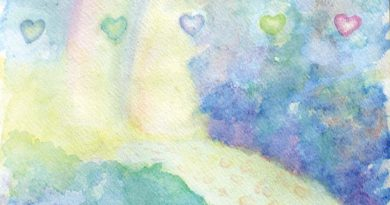 Featured Artwork: Heal Your Heart CD Illustrations