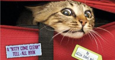 "Cat Confessions: A ""Kitty Come Clean"" Tell-all Book by Allia Zobel Nolan"