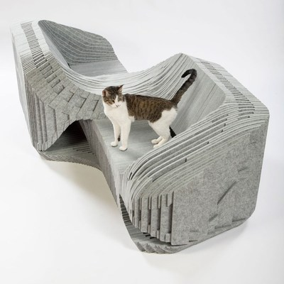 """Cat-à-Tête"" by Formation Association, Arktura, and BuroHappold. Photography by Meghan bob Photography."