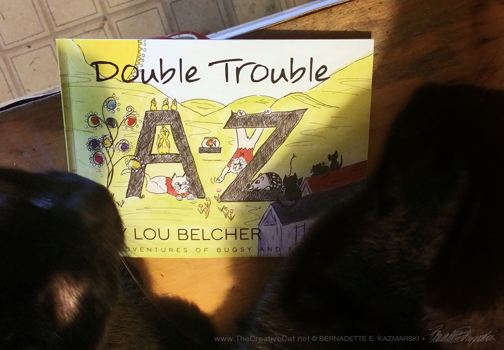 """Double Trouble A Thru Z"" by Lou Belcher"