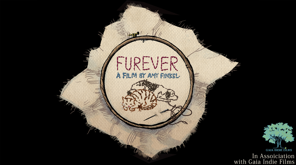 """Furever"" official title design."