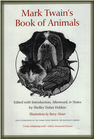 """Mark Tawin's Book of Animals"""