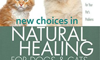 "Book Review: ""New Choices in Natural Healing for Dogs & Cats """
