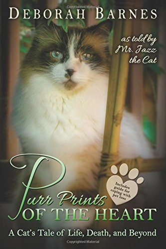 """Purr Prints of the Heart"" by Deborah Barnes."