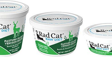 Radagast Pet Food, Inc. Voluntarily Recalls Four Lots of Rad Cat Raw Diet