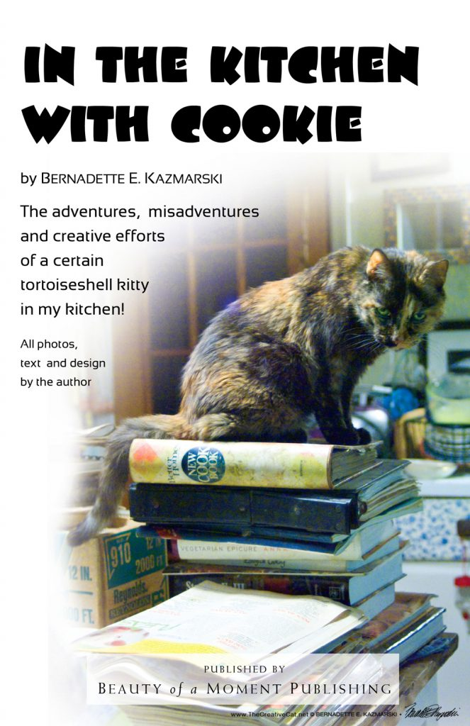 Title Page: Cookie on the Cookbooks