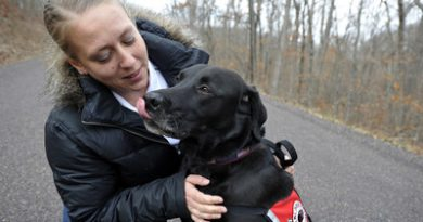 Veterans Served by Wounded Warrior Project Share Their Service Dog Stories