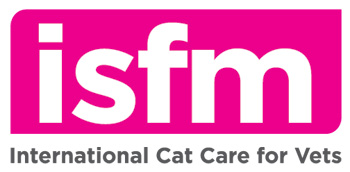 International Society for Feline Medicine logo