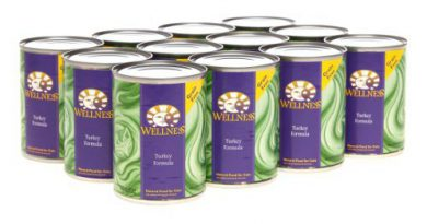 Wellness Cat Food Recall